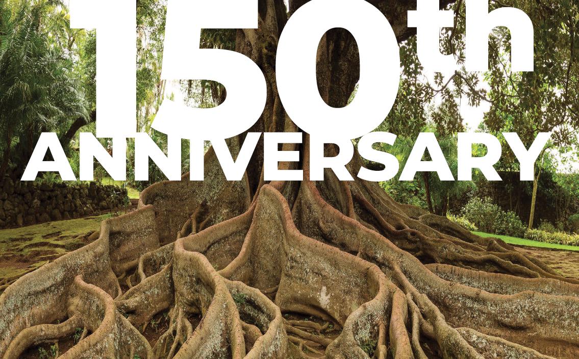 150th Tree